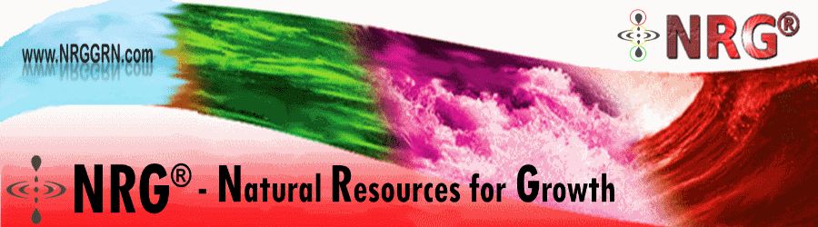 NRG®: Natural Resources for Growth header image